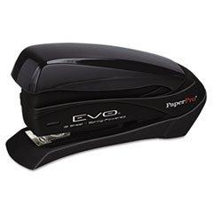 ** Evo Desktop Stapler, 15-Sheet Capacity, Black