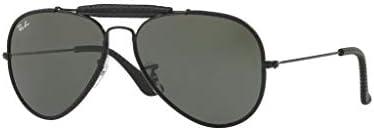 Ray Ban RB3422Q AVIATOR CRAFT Sunglasses