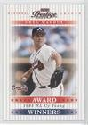 Greg Maddux #796/1,995 (Baseball Card) 2003 Playoff Prestige - Award Winners #AW-9 - 2003 Playoff Prestige Award