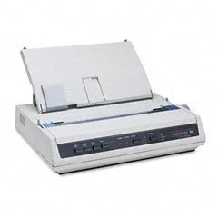 186-S Okidata Oki Oki 186 Printer w/ Serial Interface