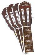(HAL LEONARD HL 14033266 The Guitar Chord Deck Instructional Book)