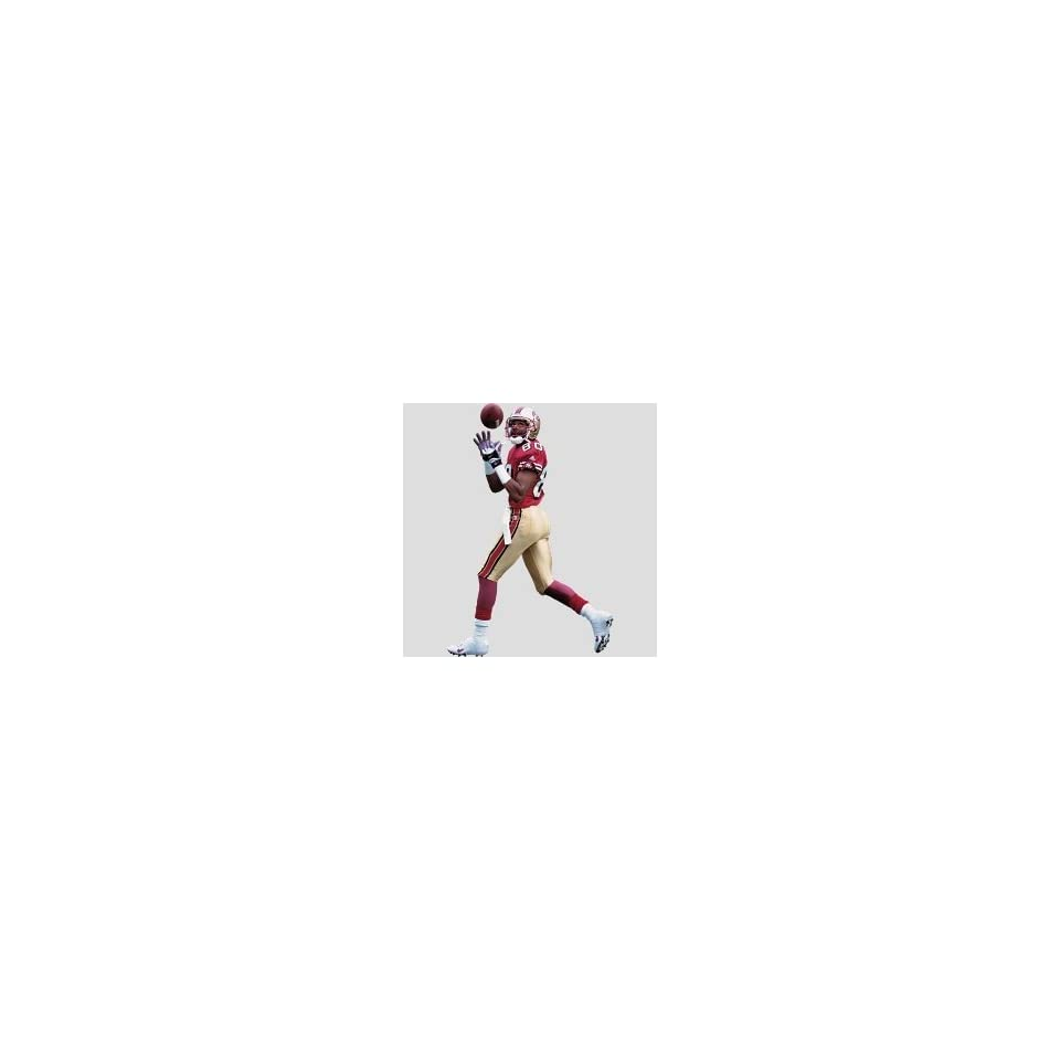 Jerry Rice, San Francisco 49ers   FatHead Life Size Graphic