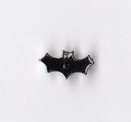 Halloween Bat Floating Charm]()