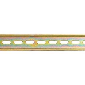 Din Rail 1 Meter 35mm Steel ()