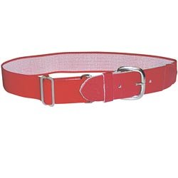 BSN Sports Baseball Belt, Dark Green, One Size ()