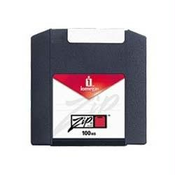 Iomega 100MB ZIP Data Cartridge (4-Pack) by Iomega