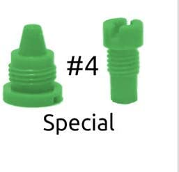 AFWFilters FP-INJ Brine Injector Nozzle 10913 and Throat 10914 Set 12-13 TANK-BLUE #2
