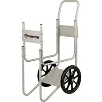 Strongway Log Cart - 220-Lb. Capacity
