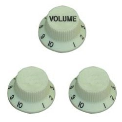 Volume, 2Tone Buttons St Type Mint/Green ()