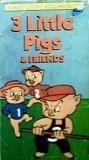 little bear friends vhs - 3 Little Pigs & Friends