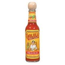 Cholula Sauce Hot Original (Pack of 3) by Cholula