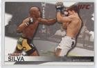 Anderson Silva (Trading Card) 2010 Topps UFC Knockout - [Base] #14