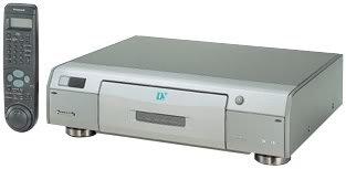 Electronics : Panasonic AG-DV2000 Mini-DV Studio VCR