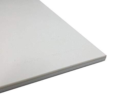 Kunststoffplatte ABS 2mm Wei/ß 300 x 200 mm