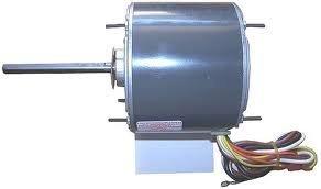 Mars 10729 1/3hp 208-2230v, 1075rpm, 1 Speed, 2.4 Amp Outdoor Condenser Fan Motor