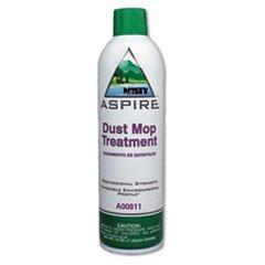 (6 Pack Value Bundle) AMRA81120 Aspire Dust Mop Treatment, Lemon Scent, 20 oz. Aerosol Can