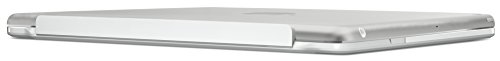Logitech Ultrathin Magnetic Clip-On Keyboard Cover for iPad Air, Silver by Logitech (Image #3)