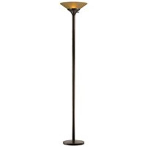 Boston Harbor AP-3043-VB Torchiere Floor Lamp, Venetian Bronze