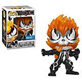 Funko Pop Movies: Venom - Venomized Ghost Rider Collectible Figure, Multicolor
