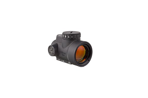Trijicon 1x25 MRO 2.0 MOA ADJ Red Dot w/MRO Low & 1/3 Cowitness Mounts 2200011 from Trijicon