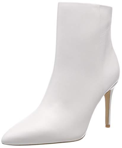 White Blanco Para Botines 70 Aldo bright Mujer Wiema wYBFO