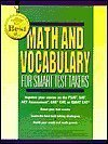 Best of Math and Vocabulary for Smart Test Takers, Peterson's, 0768913276