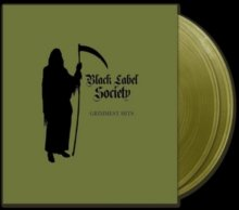 BLACK LABEL SOCIETY - GRIMMEST HITS : OLIVE GREEN VINYL (2LP) -