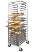 Winco ALRK-20 Sheet Pan Rack, 69''H, (20) pan capacity