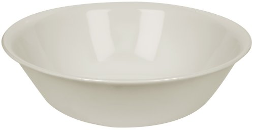 Corelle Livingware 2-Quart Serving Bowl, Sandstone