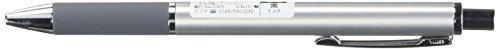 Zebra Emulsion Ink Ballpoint Pen Surari 300 0.5mm Point, Silver Body (BAS38-S)
