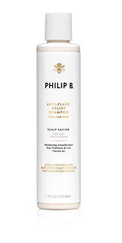 Philip B Anti-Flake Relief Shampoo (Coal Tar-Free) 7.4 Ounces