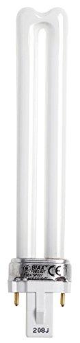 (G E Lighting-Commercial 37651 9-Watt Warm White Fluorescent Replacement Bulb Compact Fluorescent)