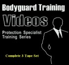 Body For Hire; The Complete Bodyguard Training Video Series [VHS]