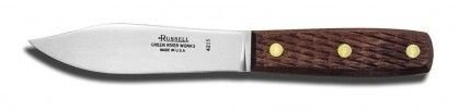 Dexter Outdoors Green River Traditional 5in Carbon Steel Fish Knife, Rosewood Handle, 4215