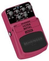 Behringer UM300 - Pedal de distorsión para guitarra