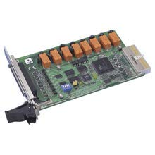 Advantech MIC-3761/3-A 8-ch Relay Actuator and 8-ch Isolated Digital Input 3U cPCI DAQ Card.