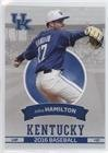 Jake Hamilton (Baseball Card) 2016 University of Kentucky Wildcats - [Base] #UK14
