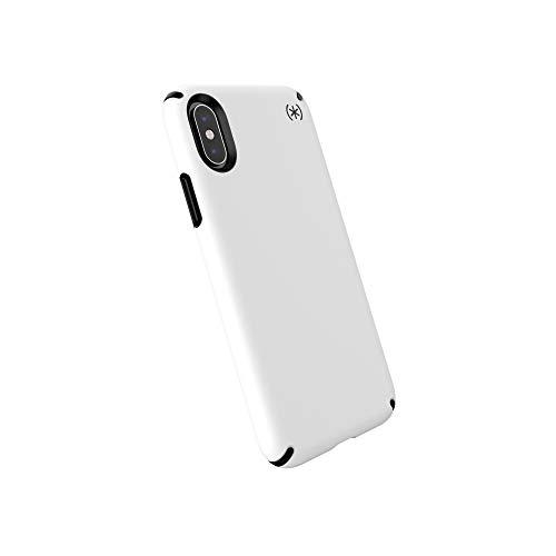 Speck Products, iPhone Xs/iPhone X Case, Presidio PRO, White/Black