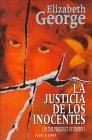 La Justicia de los Inocentes, Elizabeth George, 0553060783