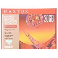 Maxtor 20GB Eide Udma-100 Hd 5400 Rpm 3.5lp Retail