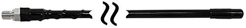 Fiberglass Whip - ProComm 3-ft. Fiberglass Whip Antenna - Black