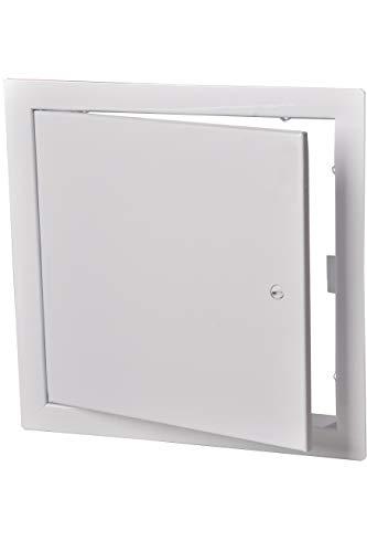 24 X 24 Multi Purpose Access Door, System B10, white, 14/16ga. metal
