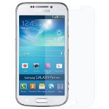 Amzer AMZ95948 Kristal Clear Screen Guard Scratch Protector Shield for Samsung Galaxy S4 zoom SM-C1010 - Retail Packaging - Clear