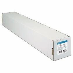 HP ''Designjet Inkjet Large Format Paper, 4.9 mil, 42'''' x 150 ft, White'' Includes one roll. Unit of measure: RL, Manufacturer Part Number: Q1406A