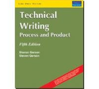 Download Technical Writing Process And Product, 5/E (New Edition) pdf epub