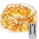 Review Kohree String Lights LED