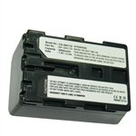 2800mAh Battery For SONY NP-QM71, NP-QM70, NP-FM70, NP-FM71