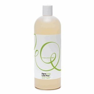 DevaCare Low Poo, No-Fade Mild Lather Cleanser - 12 oz (Pack of 3)