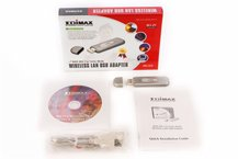 Edimax 802.11g Turbo Mode Wireless LAN USB Adapter ()
