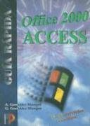 Download Office 2000 Access: Guia Rapida (Spanish Edition) pdf